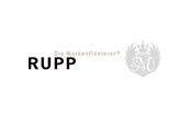 RUPP - Die Markenfluesterer Logo